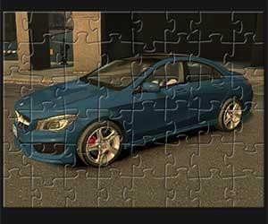 Mercedes Benz Cla Class game