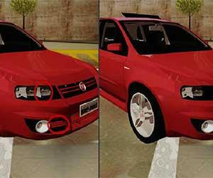 Fiat Differences game