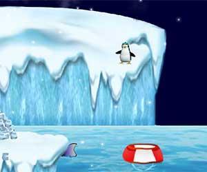 play Penguins Castle