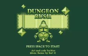 Dungeon Rush game