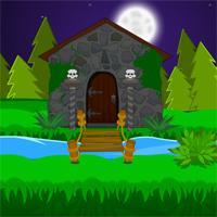 Mouse City Halloween Forest Escape