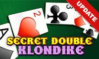 Secret Double Klondike game