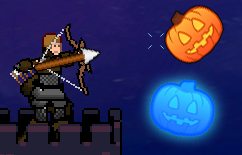 Pumpkin Archer game