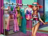 Tris Beachwear Dolly Dress Up game