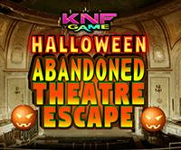 Halloween Abandoned Theatre Escape game