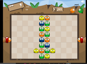 Cucaracha Match game