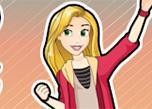 Princess Dance Studio Cleaning game