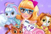 Palace Pets Quiz Girl game