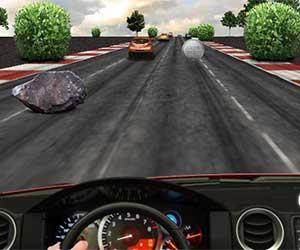 Crimson Racer game