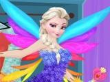 Elisa Fairy Dress Up game