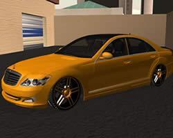 Mercedes-Benz S600 game
