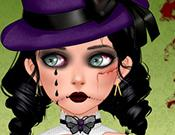 Spooky Doll Creator game