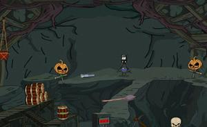 Escape From Abandoned Godown game