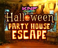 play Halloween Party House Escape