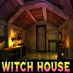 Witch House Escape game
