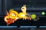 Heavy Armor Alpaca game