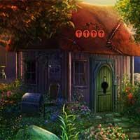Haunted Garden House Escape game