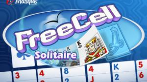 Solitaire: Freecell game