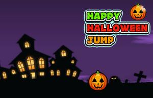 Happy Halloween Jump game