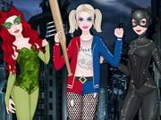 Harley Quinn And Friends game