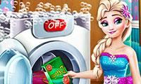 play Ice Queen: Laundry Day
