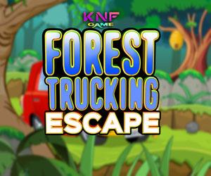 Forest Trucking Escape game