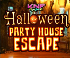 Halloween Party House Escape game