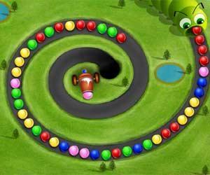 Bonny Balls game