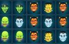 Halloween Blocky Challenge game