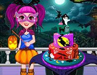 Princess First Halloween game