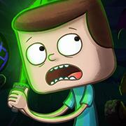 Clarence: Scared Silly game