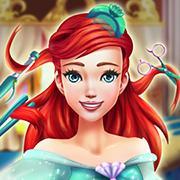 Ariel Hairdresser game