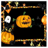 Flappy Halloween Pumpkin game