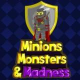 Minions, Monsters & Madness game