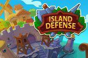 Island Defense game