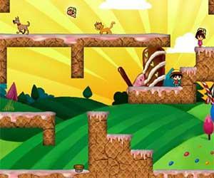 Dora Candyland 2 game