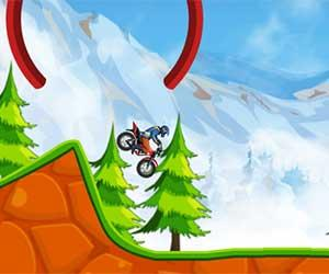 Moto Alpine Adventure game