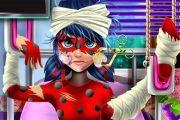 Miraculous Ladybug Hospital Recovery game