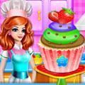 Sweet Heart Cupcake game