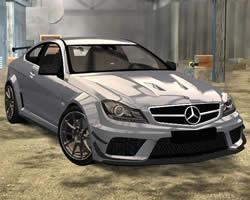Mercedes-Benz C63 game