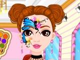 Fashion Doll Facial Painting game