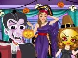 Queen Halloween Prep game