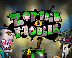 Zombie & Mobile game