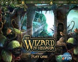 The Wizard Of Hissarian game