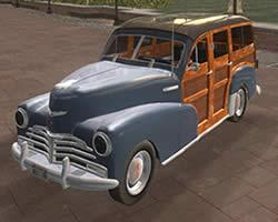 Chevrolet Fleetmaster Puzzle game