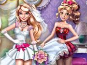 Wedding Dressup game
