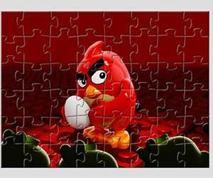 Lego Angry Birds Puzzle game