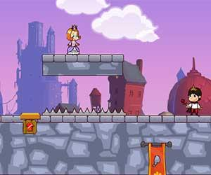 Fat Princess Married Prince game