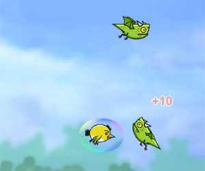 Bird Attacks game