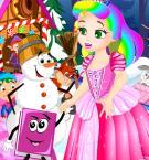 play Princess Juliet Hide And Seek